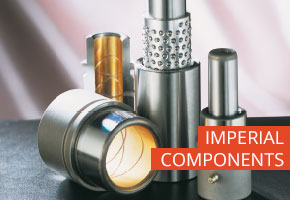 Guiding elements Imperial (inch) Components